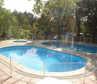 Free swimming pool - Games room - TV room - Children playground - Entertainment for children